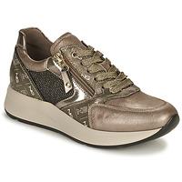 Skor Dam Sneakers NeroGiardini  Guldfärgad