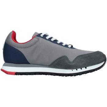 Skor Herr Sneakers Blauer S1DENVER05/RIS Grå