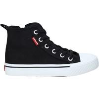 Skor Barn Höga sneakers Levi's VORI0014T Svart