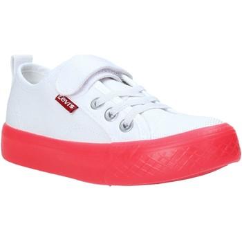 Skor Barn Sneakers Levi's VORI0062T Vit
