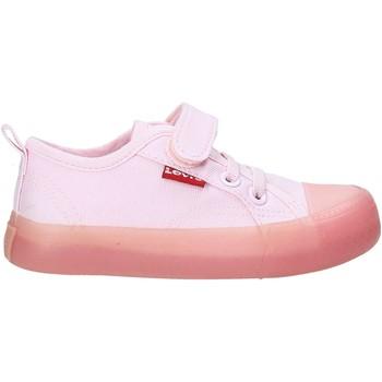 Skor Barn Sneakers Levi's VORI0064T Rosa