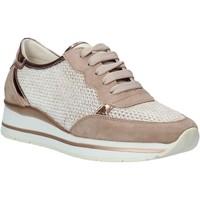 Skor Dam Sneakers Melluso HR20033 Rosa