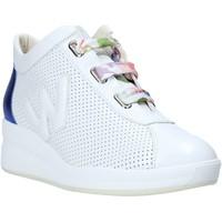 Skor Dam Sneakers Melluso HR20220 Vit