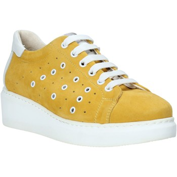 Skor Dam Sneakers Melluso HR20715 Gul