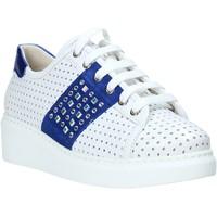 Skor Dam Sneakers Melluso HR20704 Vit