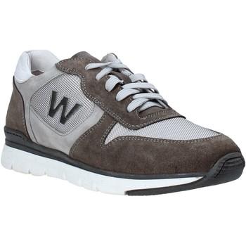 Skor Herr Sneakers Melluso XU75240 Grå