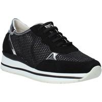 Skor Dam Sneakers Melluso HR20033 Svart
