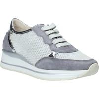 Skor Dam Sneakers Melluso HR20033 Grå