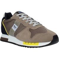 Skor Herr Sneakers Blauer S1QUEENS01/STO Beige