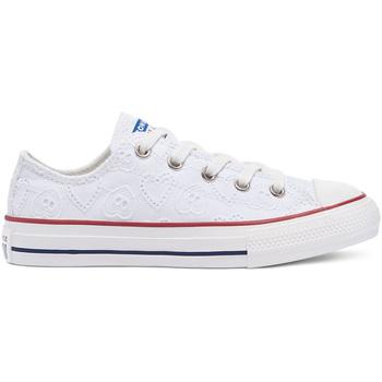 Skor Barn Sneakers Converse 671098C Vit