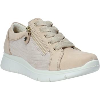 Skor Dam Sneakers Enval 7275022 Beige