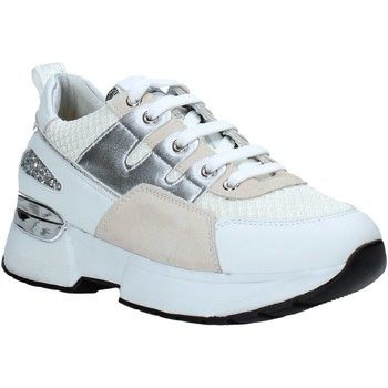 Skor Dam Sneakers Keys K-4400 Vit