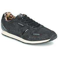 Skor Dam Sneakers Diesel METAL Svart