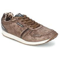 Skor Dam Sneakers Diesel METAL Brun