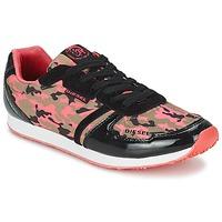 Skor Dam Sneakers Diesel CAMOUFLAGE Kamouflage