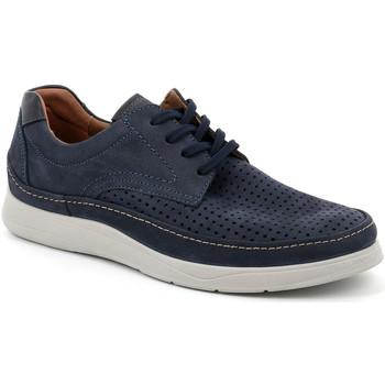 Skor Herr Sneakers Grunland SC5197 Blå