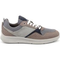 Skor Herr Sneakers Grunland SC5100 Grå