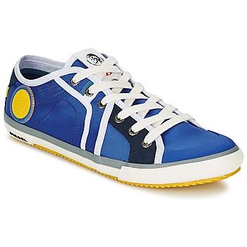 Skor Herr Sneakers Diesel Basket Diesel Blå