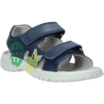 Skor Barn Sandaler Naturino 502849 01 Blå