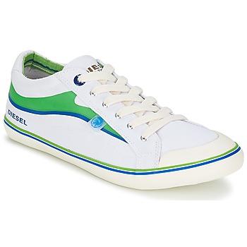 Skor Herr Sneakers Diesel Basket Diesel Gul