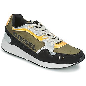 Skor Herr Sneakers Diesel Basket Diesel Kaki