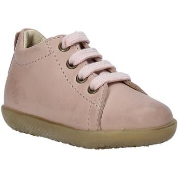 Skor Flickor Höga sneakers Falcotto 2014581 01 Rosa