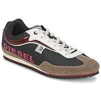 Skor Herr Sneakers Diesel Basket Diesel Brun