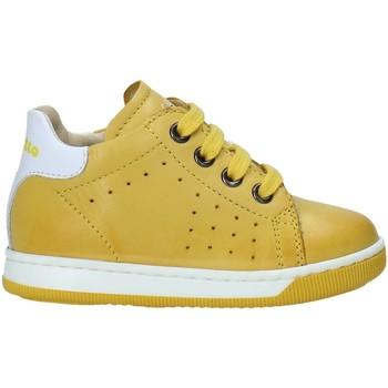 Skor Barn Sneakers Falcotto 2013491 01 Gul