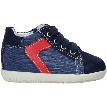 Skor Barn Höga sneakers Falcotto 2014597 04 Blå
