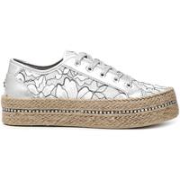 Skor Dam Sneakers Café Noir DG9520 Vit