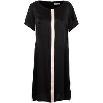 textil Dam Korta klänningar Café Noir JA6260 Svart