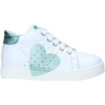 Skor Flickor Höga sneakers Falcotto 2012816 07 Vit