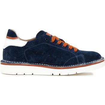 Skor Herr Sneakers Café Noir TS6010 Blå
