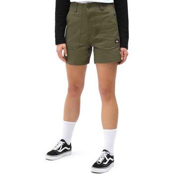 textil Dam Shorts / Bermudas Dickies DK0A4XBXMGR1 Grön