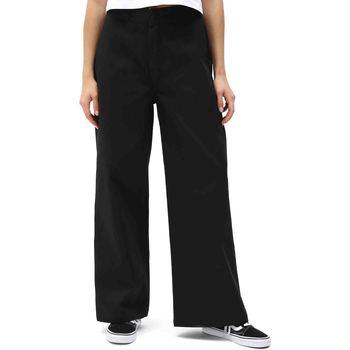 textil Dam Chinos / Carrot jeans Dickies DK0A4X7WBLK1 Svart