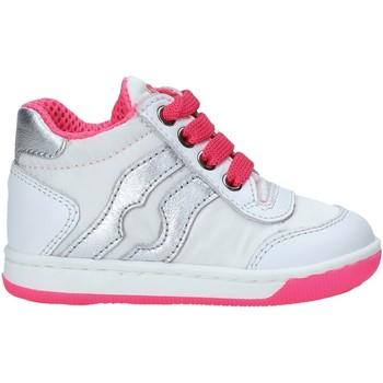 Skor Flickor Höga sneakers Falcotto 2013553 03 Vit
