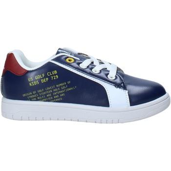 Skor Barn Sneakers U.s. Golf S21-S00UK811 Blå