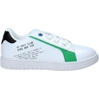 Skor Barn Sneakers U.s. Golf S21-S00UK811 Vit