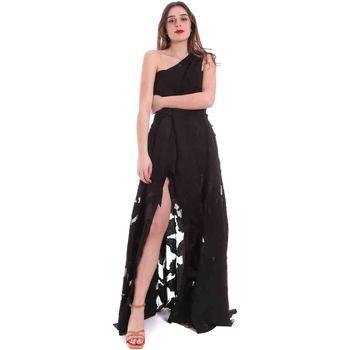 textil Dam Långklänningar Federica Tosi FTE20AB070.0CH0013 Svart