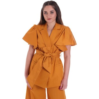 textil Dam Jackor & Kavajer Cristinaeffe 0308 2491 Gul