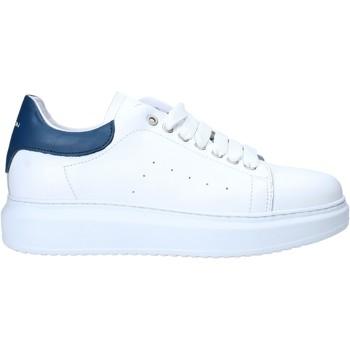 Skor Herr Sneakers Exton 955 Vit