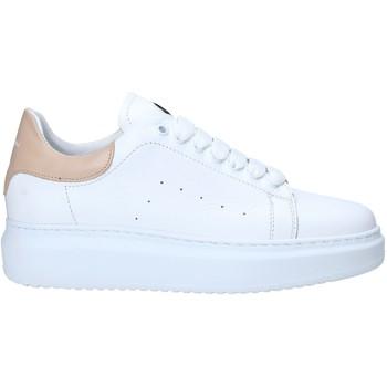 Skor Dam Sneakers Exton 1595 Vit