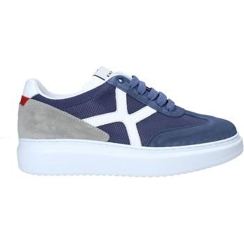 Skor Herr Sneakers Exton 951 Blå