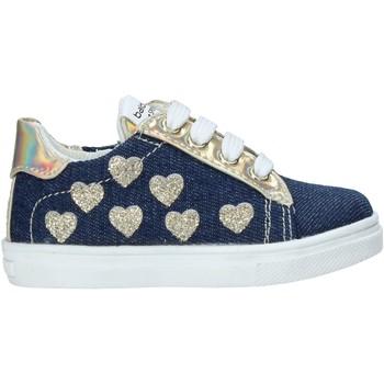 Skor Flickor Sneakers Balducci AVERI300 Blå