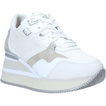 Skor Dam Sneakers Apepazza S1HIGHNEW07/NYL Vit