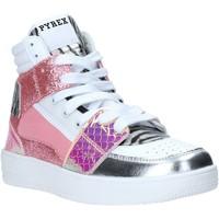 Skor Dam Höga sneakers Pyrex PY050111 Rosa