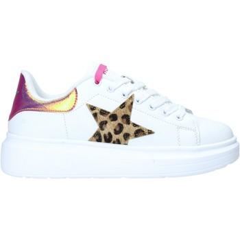 Skor Dam Sneakers Shop Art SA050106 Vit