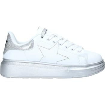 Skor Dam Sneakers Shop Art SA050116 Vit