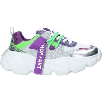 Skor Dam Sneakers Shop Art SA050143 Violett