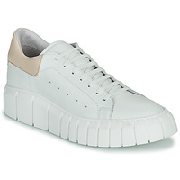 Skor Dam Sneakers Sweet Lemon PLANTO Vit / Beige